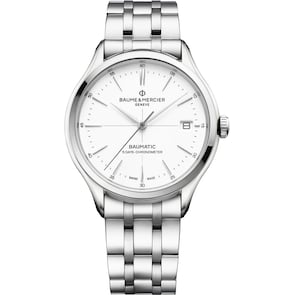 Baume et Mercier Clifton Baumatic 10505 Automatique COSC Ø 40mm