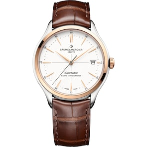 Baume et Mercier Clifton Baumatic 10519 Automatique COSC Ø 40mm