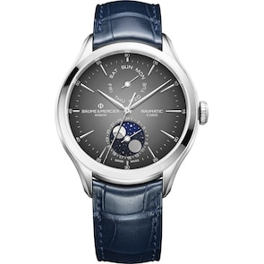 Baume et Mercier Clifton Baumatic 10548 Automatique Phases de Lune