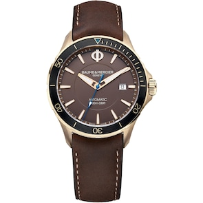 Baume et Mercier Clifton Club Bronze 10501 Automatique Ø 42mm
