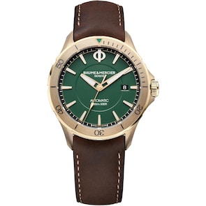 Baume et Mercier Clifton Club Bronze 10503 Automatique Ø 42mm