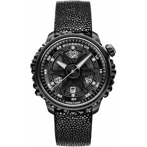 Bomberg BB-01 Automatic Black Catacomb Limited Edition