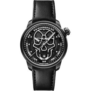 Bomberg BB-01 Automatic Black Skull