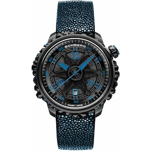 Bomberg BB-01 Automatic Blue Catacomb Limited Edition