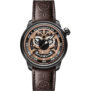Bomberg BB-01 Automatic Mariachi Skull Limited Edition