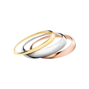 Calvin Klein bracelet jonc ck groovy