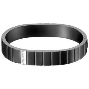 Calvin Klein bracelet jonc ck plate