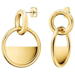 Calvin Klein clous d'oreilles ck locked