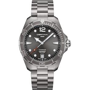 Certina DS Action Titanium Chronometer Diver