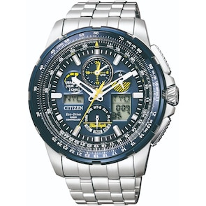 Citizen Promaster Skyhawk A-T Blue Angels Eco-Drive Radio Controlled