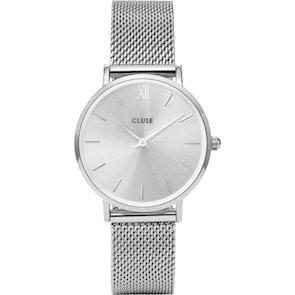 Cluse Minuit Silver