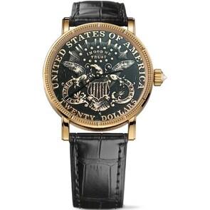 Corum Artisans 20$ Coin Watch Gold C293/02910