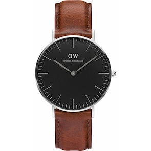Daniel Wellington Classic Black St. Mawes Lady Ø 36mm