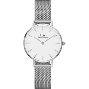 Daniel Wellington Classic Petite Sterling Ø 28mm