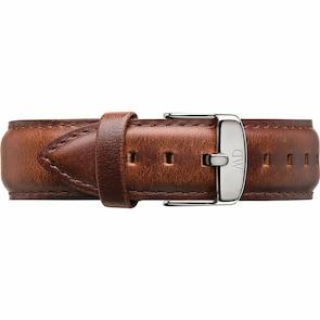 Daniel Wellington Bracelet de Montre Cuir St. Mawes Ø 40mm