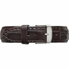 Daniel Wellington Bracelet de Montre Cuir York Ø 36mm