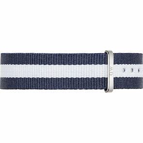 Daniel Wellington Bracelet de Montre Tissu Glasgow Ø 36mm