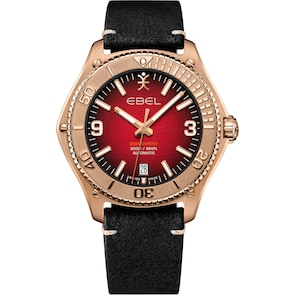 Ebel Discovery Bronze Gent Automatic Rouge