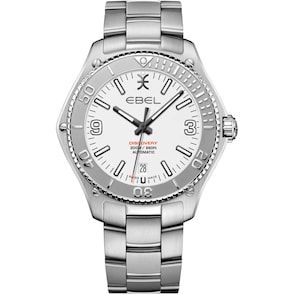 Ebel Discovery Gent Rotating Bezel Automatic