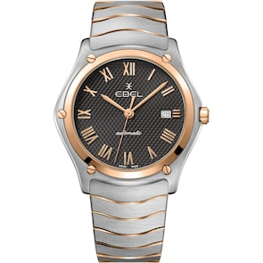 Ebel Sport Classic Gent Automatic Anthracite