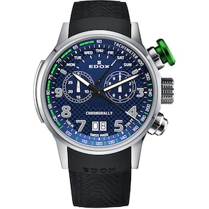 Edox Chronorally Chronographe