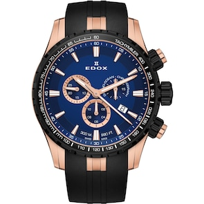 Edox Grand Ocean Chronographe