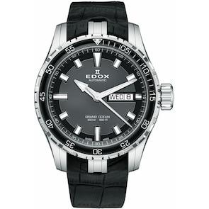 Edox Grand Ocean Day-Date Automatic