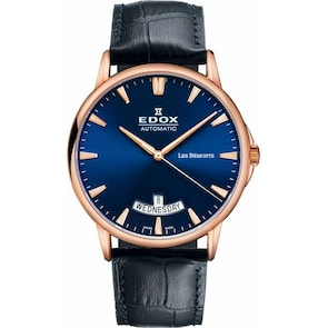 Edox Les Bémonts Automatic Day-Date