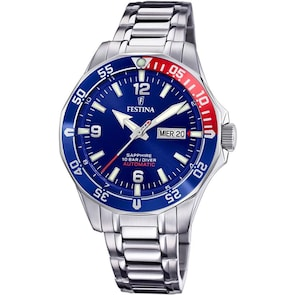 Festina Sport Automatique Day-Date