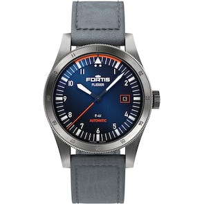 Fortis Flieger F-41 Automatique Midnight Blue