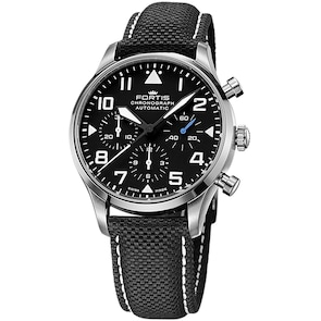 Fortis Pilot Classic Chronographe