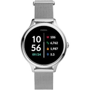 Fossil Gen 5E Smartwatch HR Argenté