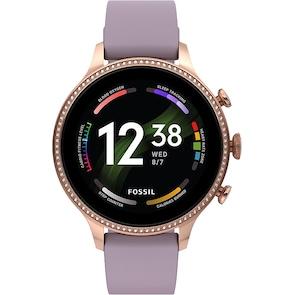 Fossil Gen 6 Smartwatch HR Violet 42