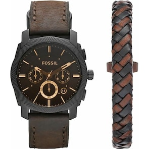 Fossil Machine Chronographe Set