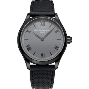 Frédérique Constant Vitality Smartwatch Noir / Gris