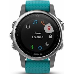 Garmin Fenix 5S GPS-Smartwatch