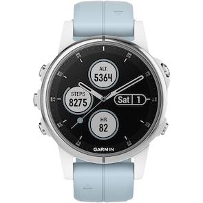 Garmin Fenix 5S Plus GPS-Multisport Smartwatch HR