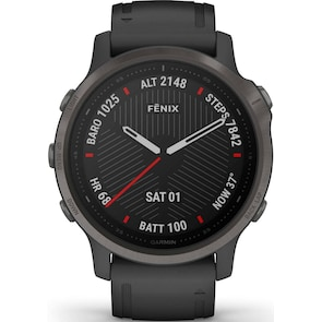 Garmin Fenix 6S Pro Sapphire Carbon Gray DLC
