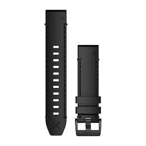 Garmin QuickFit Bracelet en véritable cuir Horween 22mm