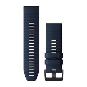 Garmin QuickFit Bracelet en Silicone Bleu foncé 26mm