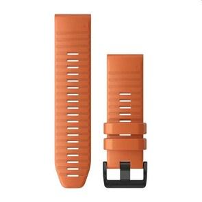 Garmin QuickFit Bracelet en Silicone Orange 26mm