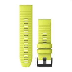 Garmin QuickFit Bracelet en Silicone Jaune 26mm