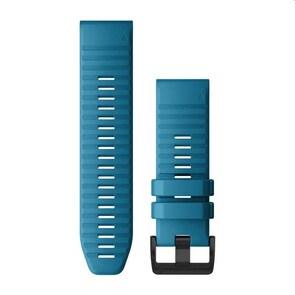 Garmin QuickFit Bracelet en Silicone Bleu céruléen 26mm