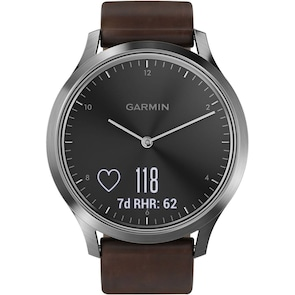 Garmin Vívomove Premium Hybrid Smartwatch HR L