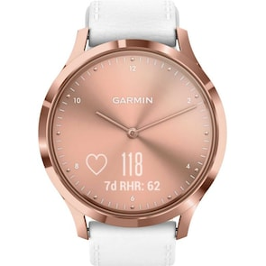 Garmin Vívomove Premium Hybrid Smartwatch HR