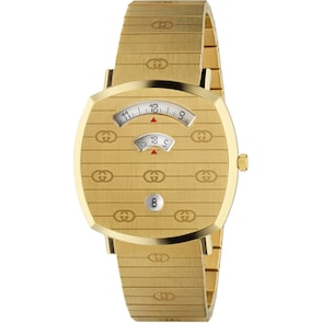 Gucci Grip 38mm Gold
