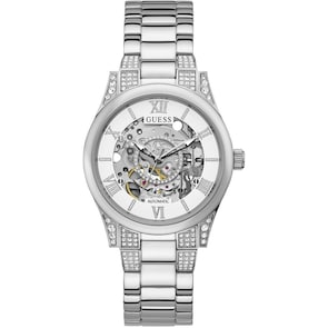 Guess Aries Automatic Silver