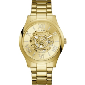 Guess Astro Automatic Gold
