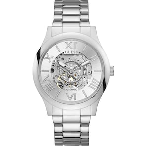 Guess Astro Automatic Silver