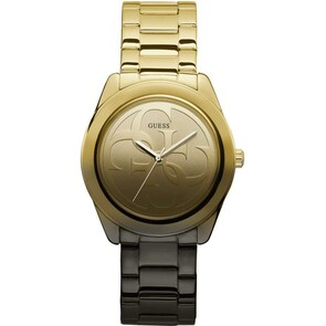 Guess G Twist Black Gold